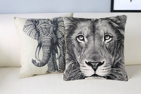 Lion Pride Pillow Case or Pillow