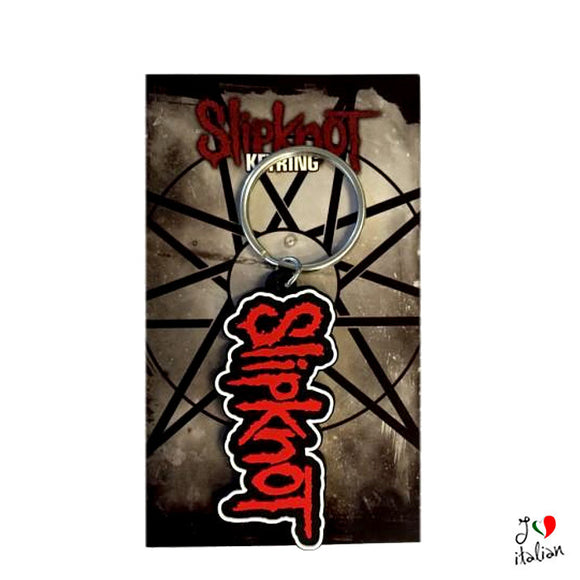 Slipknot rubber keychain - Accessories