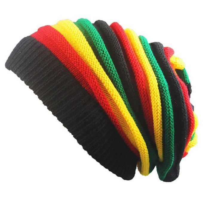 Bonnet Multicolor - - Bonnet Rasta