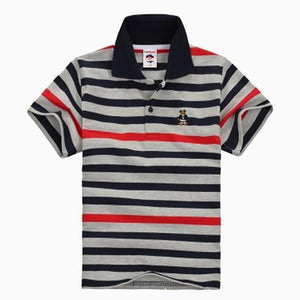 Polo Pour Enfant - Dark Grey / 3 Ans - Polo T-Shirt