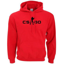 Pull À Capuche Counter Strike Cs Go - Rouge 2 / S - Sweat Counter Strike Gamer Jeux Vidéo