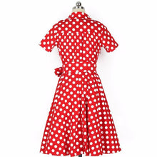 Robe Style 1950S 60S Rockabilly - - Robe Des Années 50 Rock N Roll