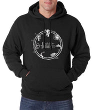 Sweatshirt À Capuche Game Of Thrones - Noir / S - Sweat Arya Daenerys John Snow Sansa