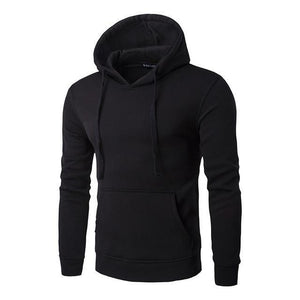 Sweatshirt À Capuche - Noir / M - Sweat