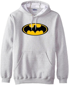Sweatshirt Batman - Gris / S - Sweat Batcave Batman Batmobile Batsignal Bruce