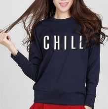 Sweatshirt Chill - Marine / S - Sweat Chill Déténte New-Arrivals