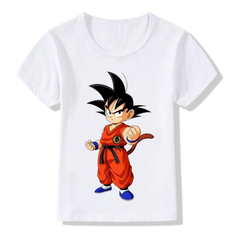 T-Shirt Dragon Ball - 3 Ans - Enfant T-Shirt Dragon Ball