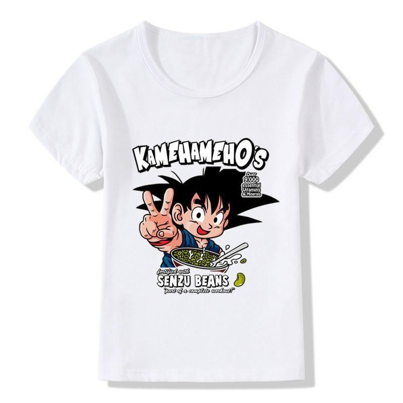 T-Shirt Dragon Ball - San Goku - 3 Ans - Enfant T-Shirt Dragon Ball