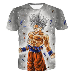 T Shirt Dragon Ball - Xxl - T-Shirt Dragon Ball