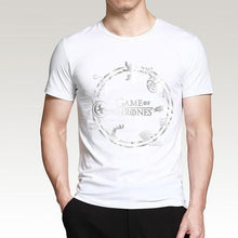 T-Shirt Pour Homme Game Of Thrones - Blanc / S - T-Shirts Cersei Daenerys John Snow Lannister