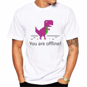 You Are Offline - S - T-Shirt Hommes