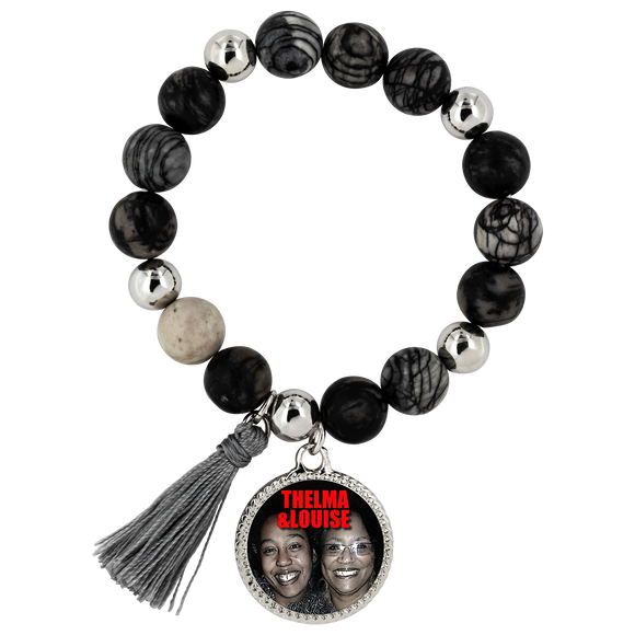 AAC: Special Request: Thelma & Louise Lyric Bracelet