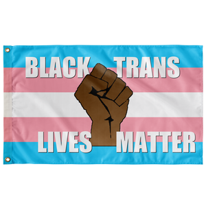 AAC Original: Black Trans Lives Matter Flag
