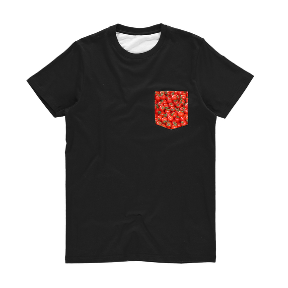 AAC Client: East Nashville: Tomato Pocket Tee