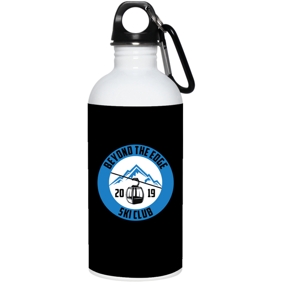 BTE Ski Club: 20 oz. Stainless Steel Water Bottle