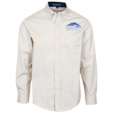 AAC Client: Nashville Roof Consultants: Port Authority Men's LS Dress Shirt