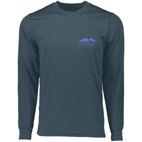 AAC Client: Nashville Roof Consultants: Augusta LS Wicking Tee