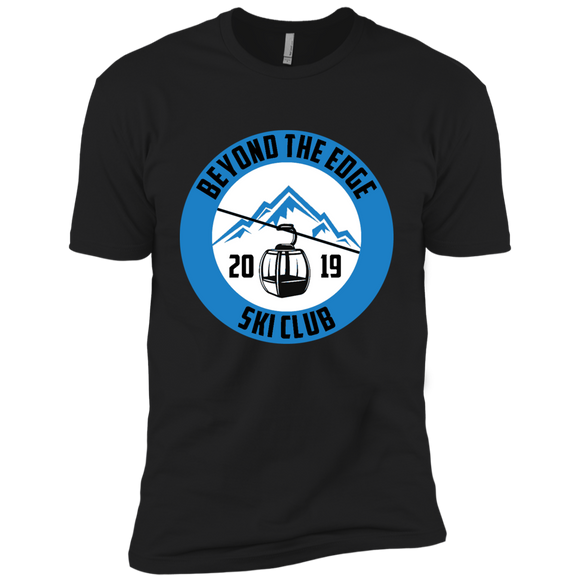 AAC Client: BTE Ski Club: Premium Short Sleeve T-Shirt