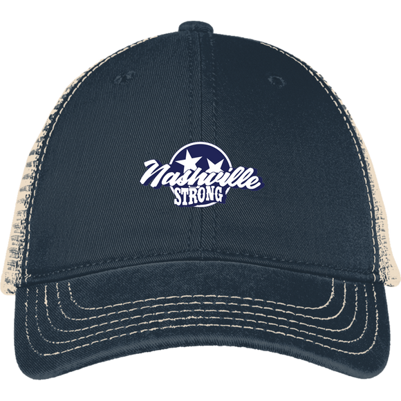 Nashville Strong (Official) - Mesh Back Cap