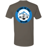 BTE Ski Club: 2-Sided Premium Short Sleeve T-Shirt