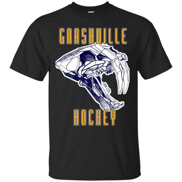 AAC Original: Gnashville Hockey Tee