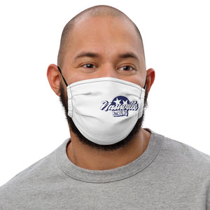 Nashville Strong (Official): Premium face mask