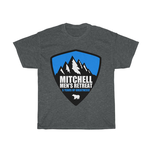 AAC: Special Request: Mitchell Men's Retreat - Heavy Cotton Tee