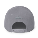 The Pleading: Logo: Flatbill Snapback Hat