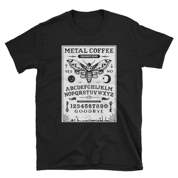 Metal Coffee: Ouija Tee