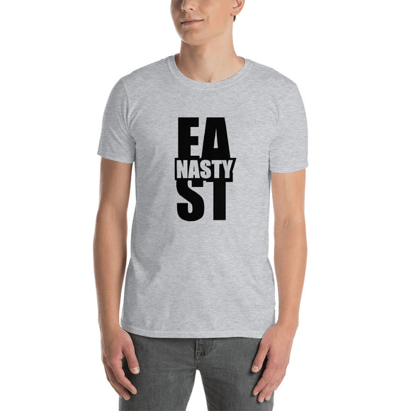 AAC: East Nasty Light Softstyle Tee