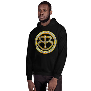 Brother Billagen Black Logo Unisex Hoodie (S-3XL)