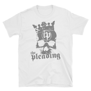 The Pleading: Skull King Logo: Softstyle Tee
