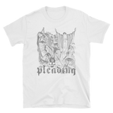 The Pleading: Ezekiel Logo: Softstyle Tee