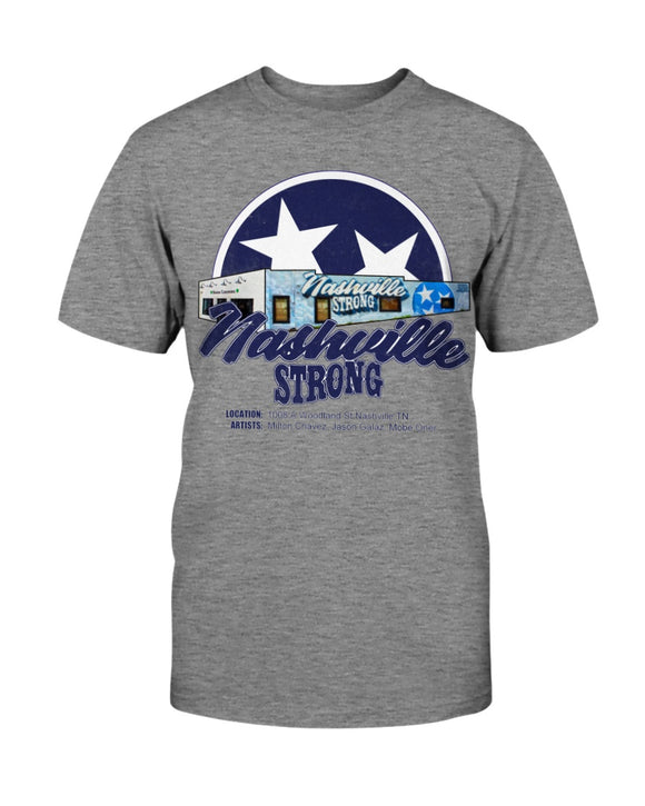 Nashville Strong (Official) - Bella + Canvas Unisex T-Shirt - BC Star