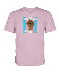 "AAC: Hope Disguised: ""Black Trans Lives Matter"" VNeck Tee"