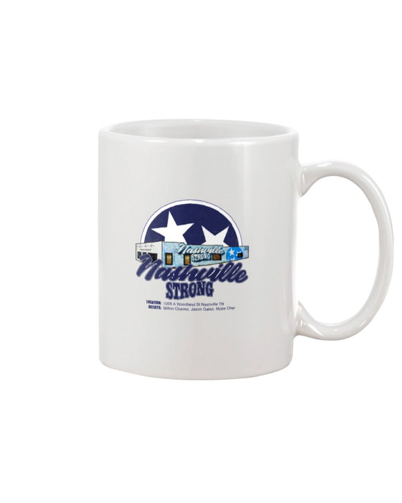 Nashville Strong (Official) - 11oz Mug - BC Star