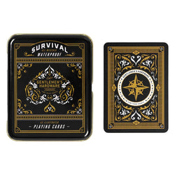 Survival Plaing cards