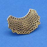 The Dissent Collar Pin