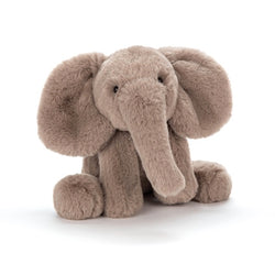 Smudge supersoft elephant by Jellycat
