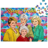 Stay Golden  puzzle , golden Girls by The Found