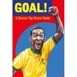 Goal a Soccer Top-score  card game