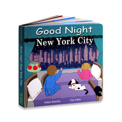 Good Night New York City Board Book