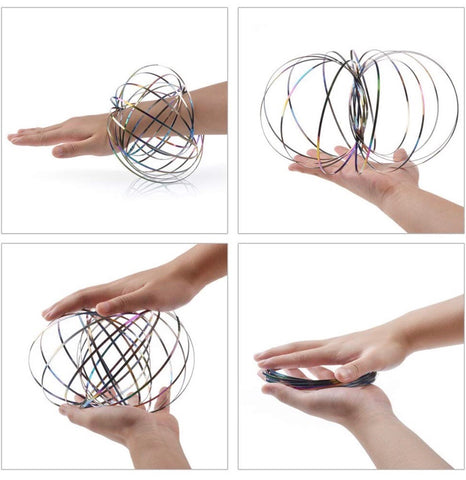 kinetic coil toy