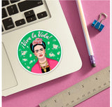 Frida Kahlo Mexicana Sticker