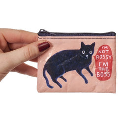 I'm not bossy im the boss coin purse