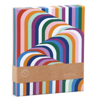 Now House Vertigo Puzzle by Jonathan Adler