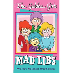 Golden Girl mad Libs