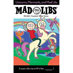 unicorn and mermaid mad libs