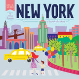 New york book of color board book