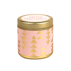 Salted Grapefruit Kaleidoscope Candle